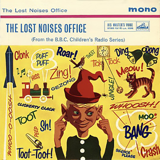 Lost Noises cover