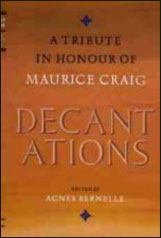 Maurice Craig book cover